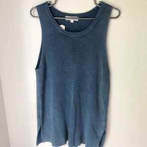 NWT Two by Vince Camuto Sleeveless Sweater - M